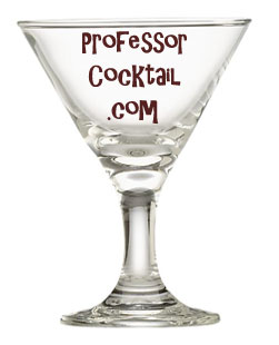 ProfessorCocktail.com Logo