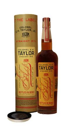 E. H. Taylor rye