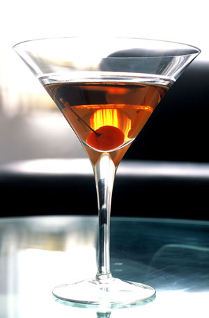 Crown Royal Black Manhattan