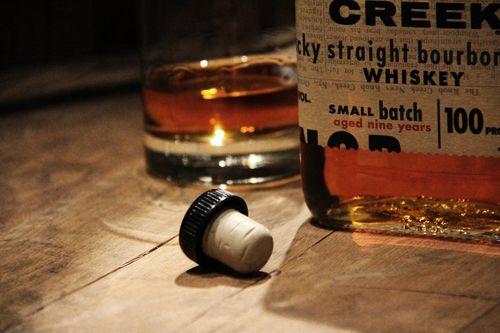 Knob creek cork